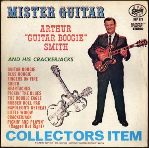 Arthur Guitar Boogie Smith - Mister Guitar