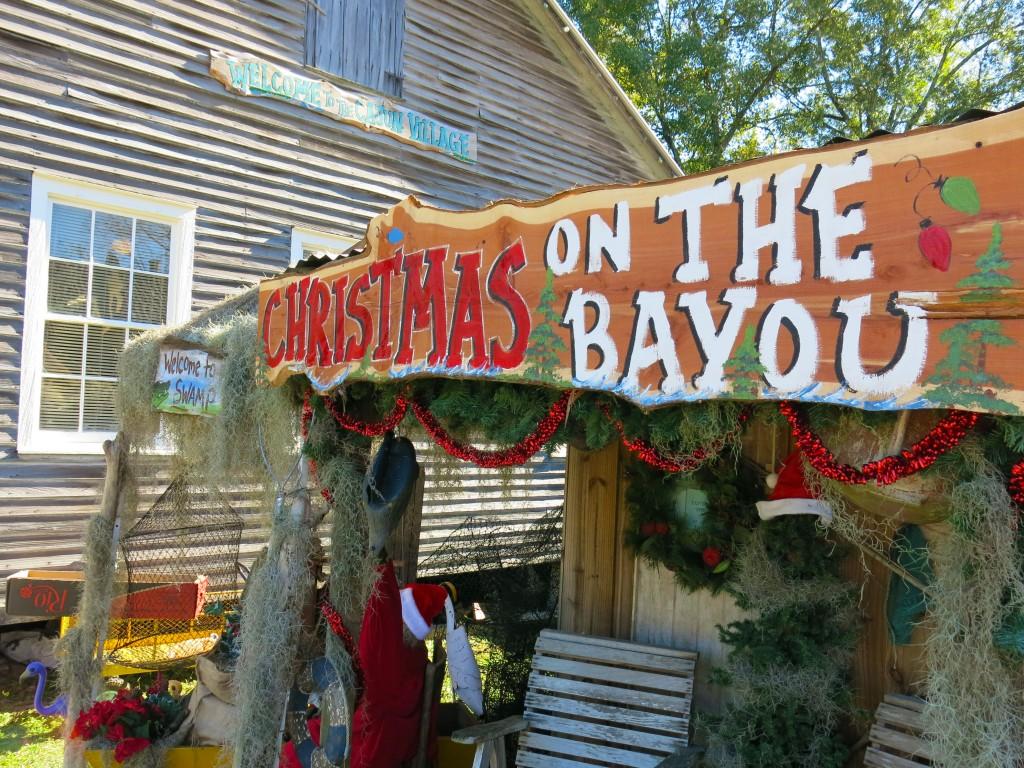 A Bayou Christmas