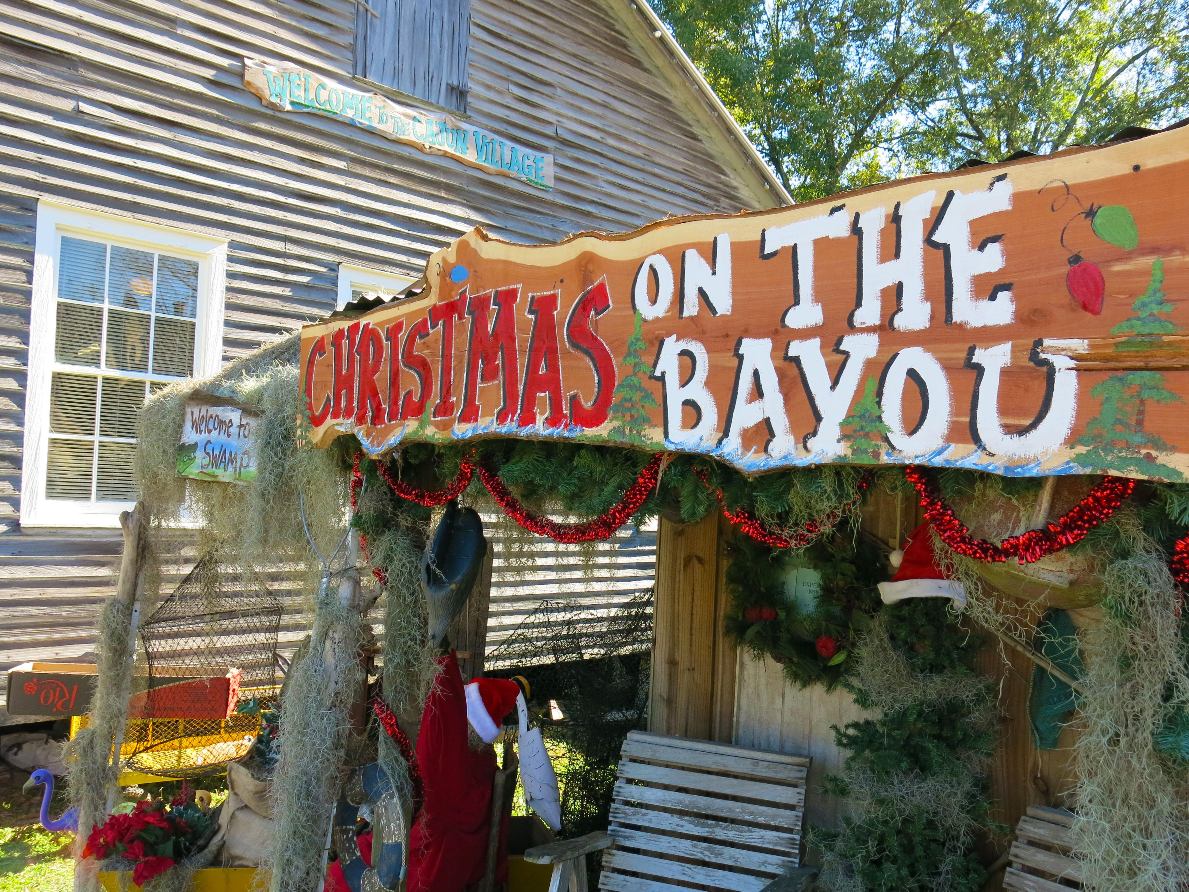 a bayou christmas - Christmas On The Bayou Cast
