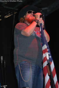 Colt Ford - 2nd photo by Countrys Chatter
