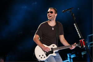 Eric Church - photo credit: John Russell/CMA
