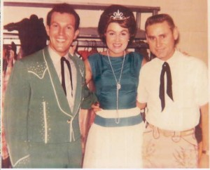 "George Riddle, Patsy Cline and George Jones - A Music Charts Magazine® audio interview with George Riddle ""Remembering country legend ""George Jones"""