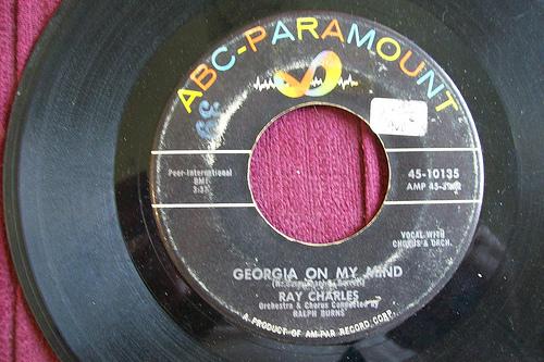 Georgia On My Mind - Ray Charles - ABC - Paramount