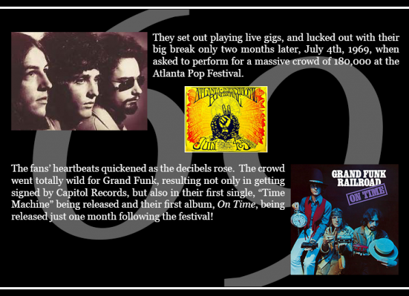 Grand Funk Railroad History 2