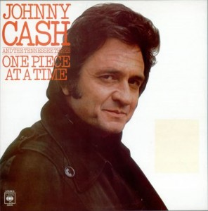 Johnny Cash - and The Tennessee Three - Song for the Month of November 2013 at Music Charts Magazine