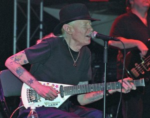 Johnny Winter Obituary at Music Charts Magazine