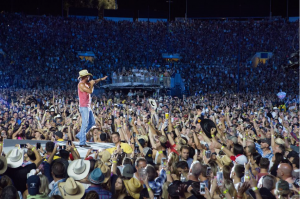 Kenny Chesney Rose Bowl on Saturday, July 25 - Credit: Allister Ann
