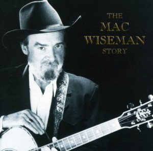 Mac Wiseman - Music Charts Magazine Exclusive Interview with the oldest living member of the Country Music Hall Of Fame Mac Wiseman