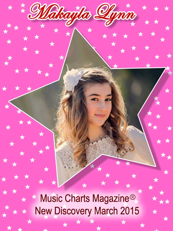 Makayla-Lynn-Music-Charts-Magazine-New-Discovery-March-2015