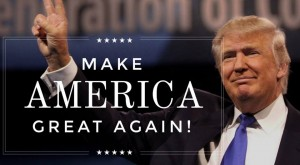 Make America Great Again - Donald Trump