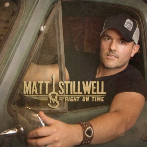 Matt Stillwell - Right On Time - A Music Charts Magazine Country Music CD Review by Donna Rea