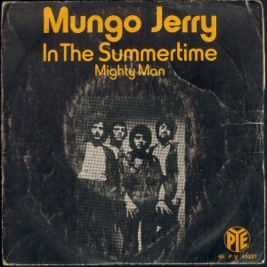 Mungo Jerry - In The Summertime - Music Charts Magazine song of the month for June 2015