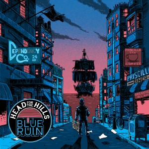"Music Charts Magazine® Bluegrass Review - ""Head For The Hills"" Blue Ruin - in cooperation with Prescription Bluegrass"