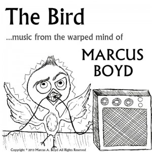Music Charts Magazine® Country music CD Review of Marcus Boyd - The Bird - by Donna Rea of website CountrysChatter.com