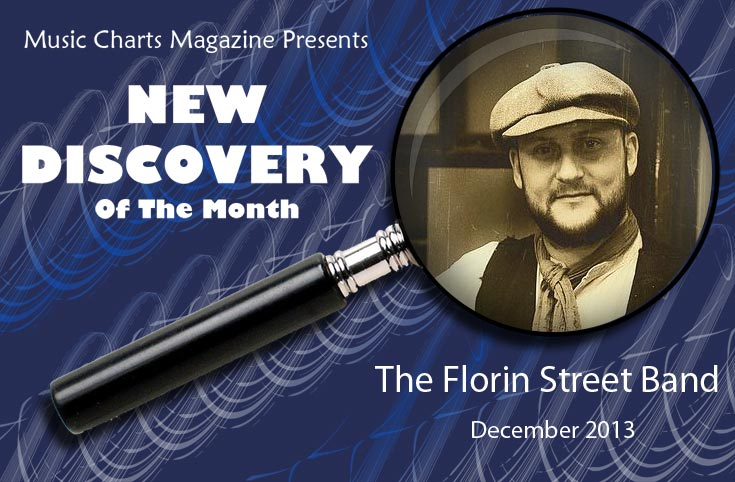 Music Charts Magazine NEW DISCOVERY for the month of December 2013 - My Favourite Time Of Year - The Florin Street Band