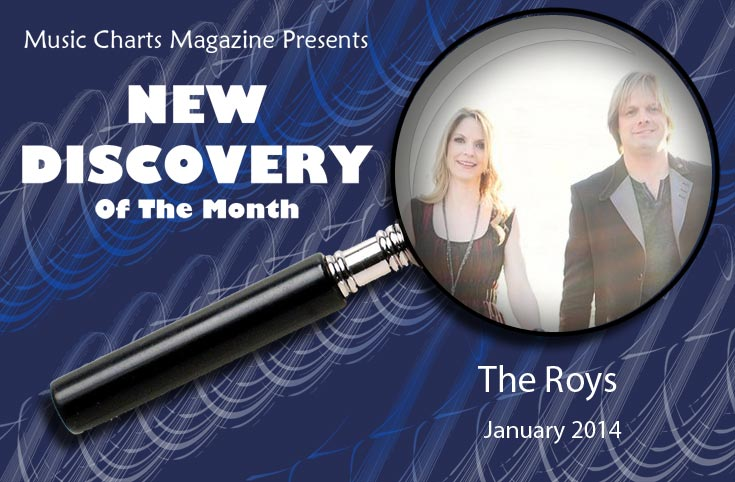 Music Charts Magazine NEW DISCOVERY for the month of January 2014 - Gypsy Runaway Train - The Roys