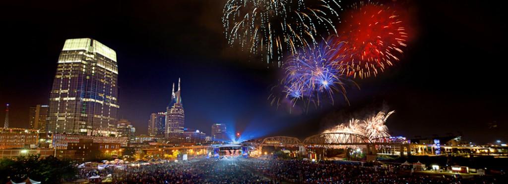 Nashville Fireworks TN