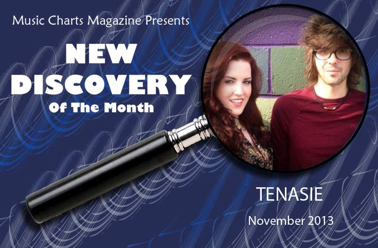 New Discovery of the month - November 2013 - Music Charts Magazine