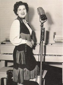 Patsy Cline - Full length audio documentary slash interview on the life of Patsy Cline - Special guests include Patsy Clines husband Charlie Dick and Patsys good friend George Riddle