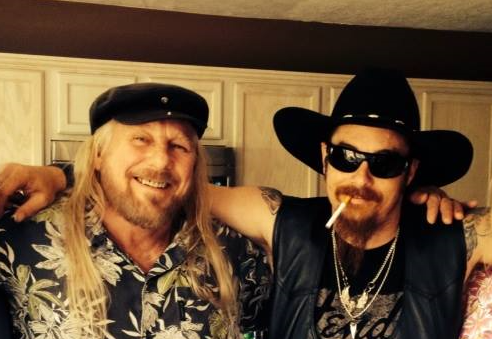 RJ Galloway and Waylon Jennings grandson Whey Jennings - at Music Charts Magazine®