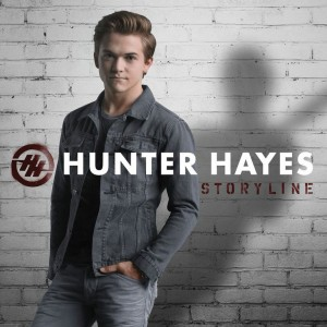 Storyline Album art Courtesy of Atlantic Records - Music Charts Magazine Hunter Hayes NEWS