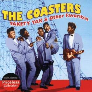 The Coasters - Music Charts Magazine interview with Veta Gardner the wife of Carl Gardner - Carl was the originator of The Coasters - Yakety Yak - Charlie Brown and multiple other loved songs by the world