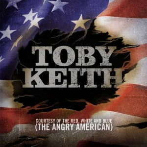 Toby Keith - Courtesy of the Red, White and Blue - Music Charts Magazine Song of the Month for July 2014