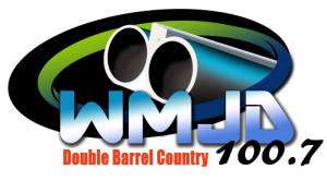 WMJD - Double Barrel Country - 100-7 FM - Grundy - VA