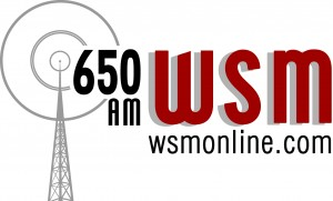 "WSM Logo is proudly flown at MusicChartsMagazine.com - Music Charts Magazine - used with permission of WSM ""Radio Home of The Grand Ole Opry"""