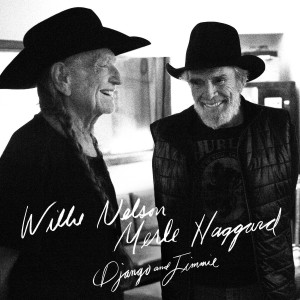 collaboration from Willie Nelson and Merle Haggard, two of the founding fathers of American outlaw country music, debuts at #1 on the country charts! (PRNewsFoto/Legacy Recordings)