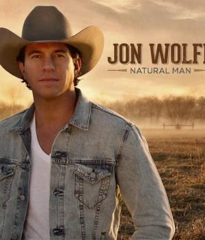 Music Charts Magazine® CD Reviews - Jon Wolfe - Natural Man - by Donna Rea